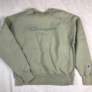 Vintage Champion Reverse Weave Sweatshirt Spellout